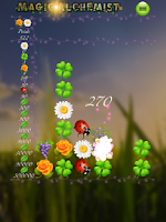 Screenshot of Magic Alchemist Springtime
