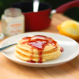 Pancake Syrup Lemon Recipes