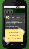 Screenshot of Yukon Solitaire Champion