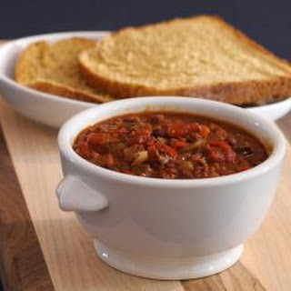 Easy Ground Beef Chili