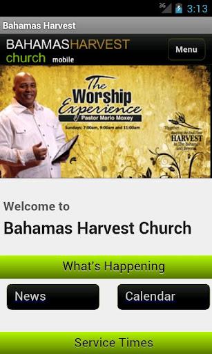 Bahamas Harvest