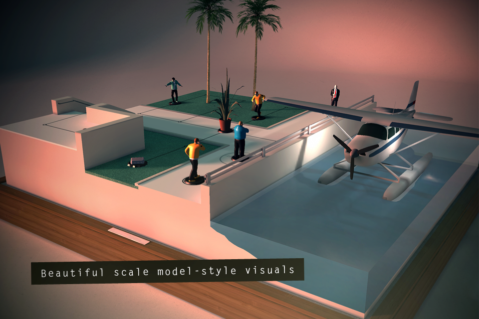 Hitman GO Screenshot 4