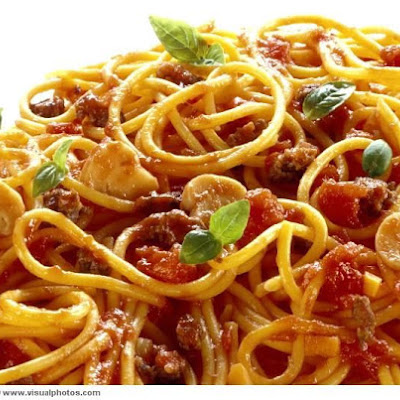 The Best Spaghetti Bolognese.