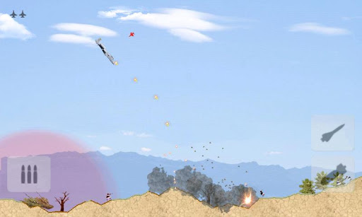 Fighter Bomber - screenshot