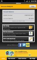 Screenshot of MTN Nigeria Selfcare App
