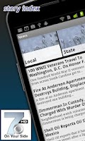 Screenshot of WSPA