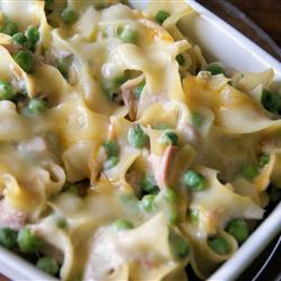Quick and Easy Tuna Casserole