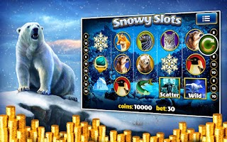 Screenshot of Snowy: Casino Free Slots Pokie