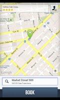 Screenshot of Click A Taxi