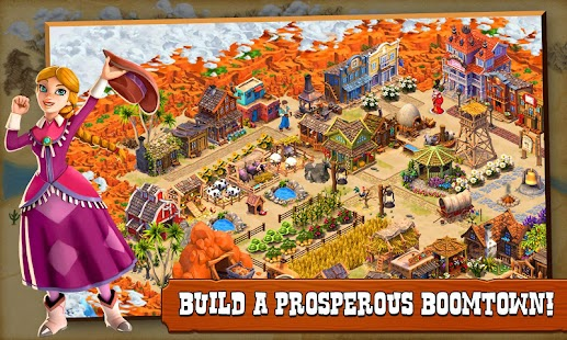 Free Westbound: Build Cowboys West APK for Windows 8