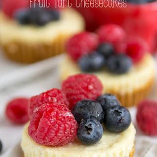 Cheesecake Fruit Tart Recipes