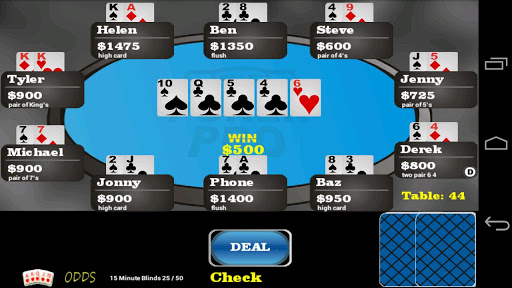 Wifi Poker Pro - screenshot