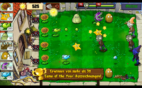 Plants vs. Zombies® Screenshot