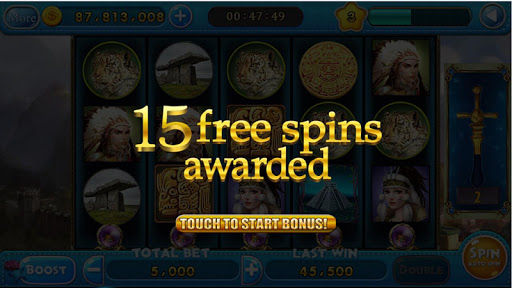 Slots Maya:Casino Slot Machine - screenshot