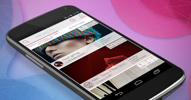 Screenshot of Sharpee - Behance powered
