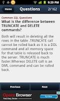 Screenshot of SQL/DB Interview Questions