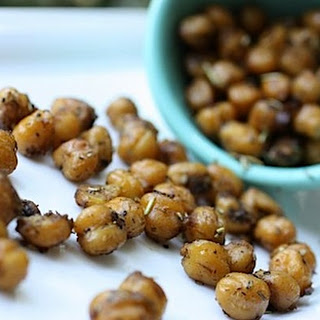 Balsamic Roast Chick Peas
