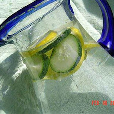 Refreshing Lemon & Cucumber Water