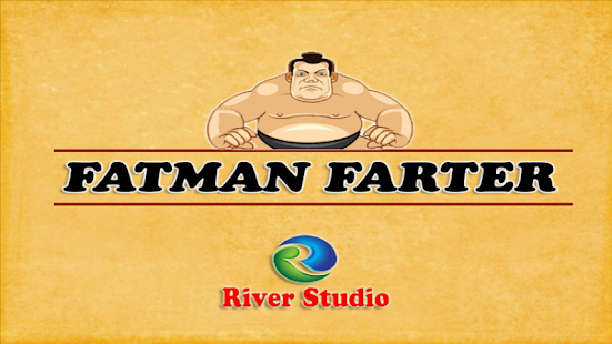 Fatman Farter - screenshot