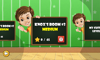 Screenshot of Knox's Room