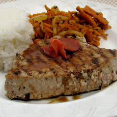 Japanese Grilled Tuna