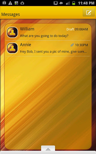 GO SMS - Good As Gold