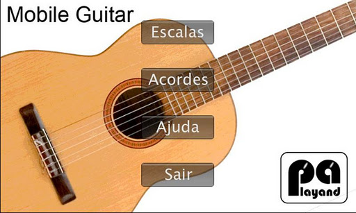 Mobile Guitar Nylon