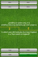 Screenshot of Champion Cricket Quiz