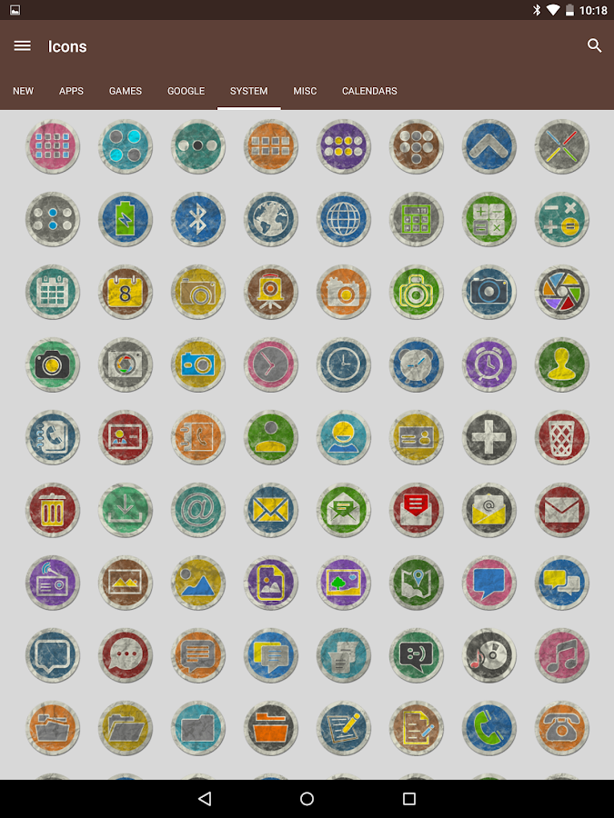 Rugo - Icon Pack Screenshot 16