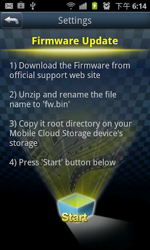 Mobile Cloud Storage