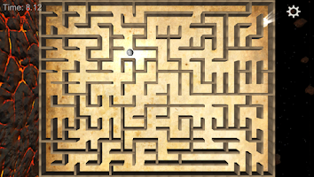 Screenshot of RndMaze - Maze Classic 3D FREE