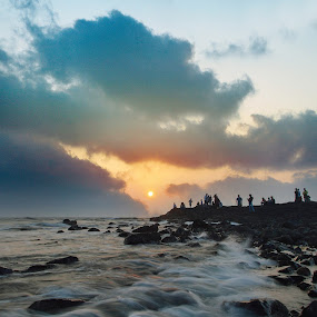 by Subhankar Ghosh - Landscapes Waterscapes