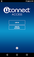 Screenshot of Uconnect® Access