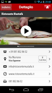 Sorrento Restaurants - screenshot