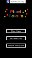 Screenshot of Pixel Colors