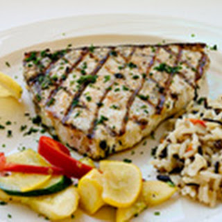Grilled Swordfish Orange Juice Recipes