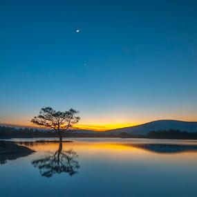 by Enver Karanfil - Landscapes Sunsets & Sunrises ( urla, sun set, barbaros )
