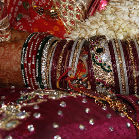 Wedding Traditions in india by Durga Lal  Verma - Wedding Bride