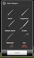 Screenshot of Sword,Blade,Axe,Gun...Fight
