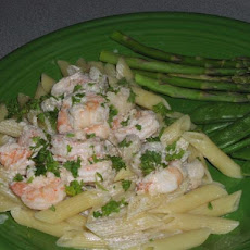 Seafood in Lemon Cream Sauce