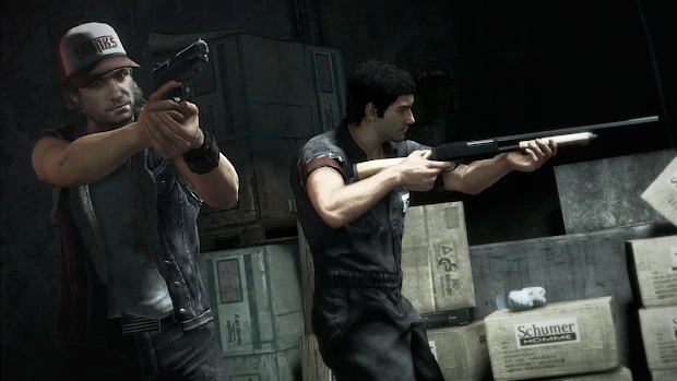 Stop freaking about frame rates, it's not finished yet says Dead Rising 3 producer