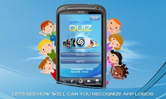 Screenshot of App Logo Quiz