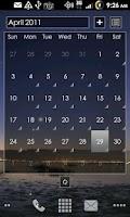 Screenshot of LauncherPro s23 BLURPS-GREY