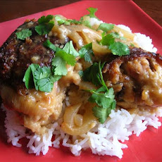 Mexi-Thai Chicken Casserole