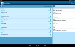 Screenshot of Learn Ubuntu