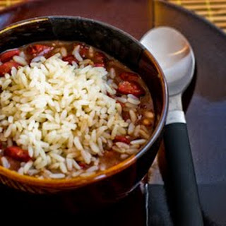 Louisiana-Style Red Beans and Rice