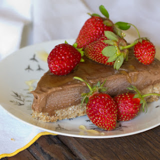Dairy Free Chocolate Ice Cream Torte