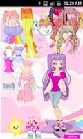 Screenshot of لعبة تلبيس اليابانية