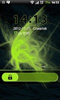 Screenshot of GO Locker Future Theme