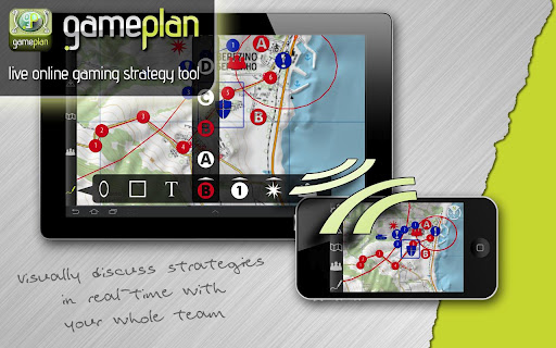 GamePlan: strategy gamers tool